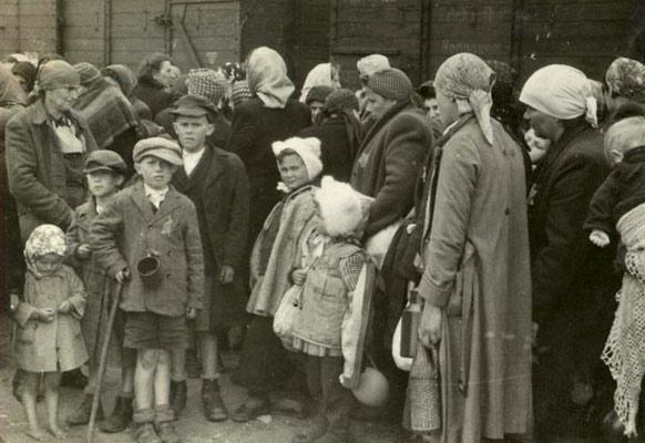 German-Nazi Aims and The Apparatus of Auschwitz-Birkenau Through Photographs