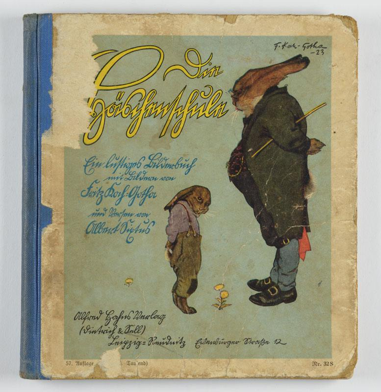 Children's Books that belonged to Ruth Rosenberg
