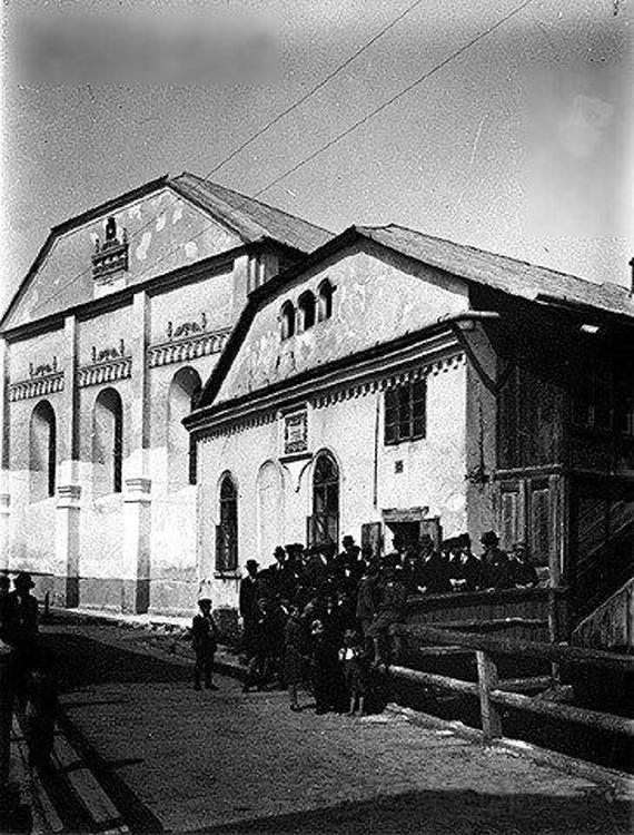 Buczacz Great Synagogue