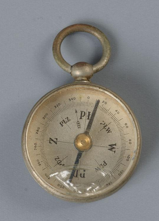 A Compass that belonged to the Partisan Shlomo Brandt