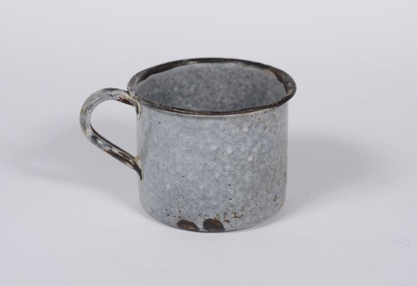 Cup Used by Helene Geminder in the Brünnlitz camp