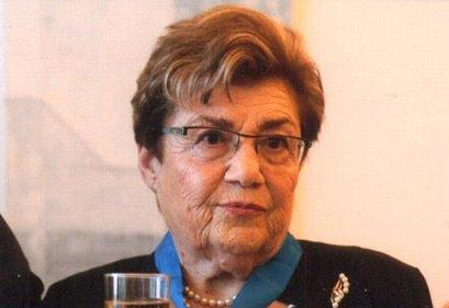 Interview with Holocaust survivor Dora Weinberger