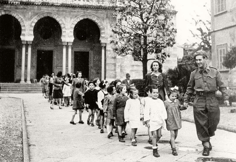 DP Camps and Hachsharot in Italy after the War
