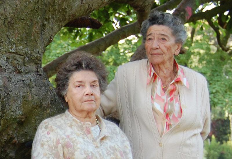 """""""From Where Shall My Help Come?"""" - The Story of Fanny Rozelaar and Betty Mayer"""