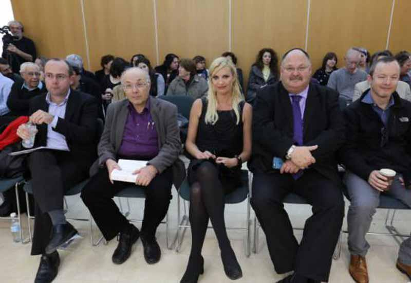 The 2015 Yad Vashem International Book Prize for Holocaust Research, in memory of Holocaust survivor Abraham Meir Schwarzbaum, and family members murdered in the Holocaust