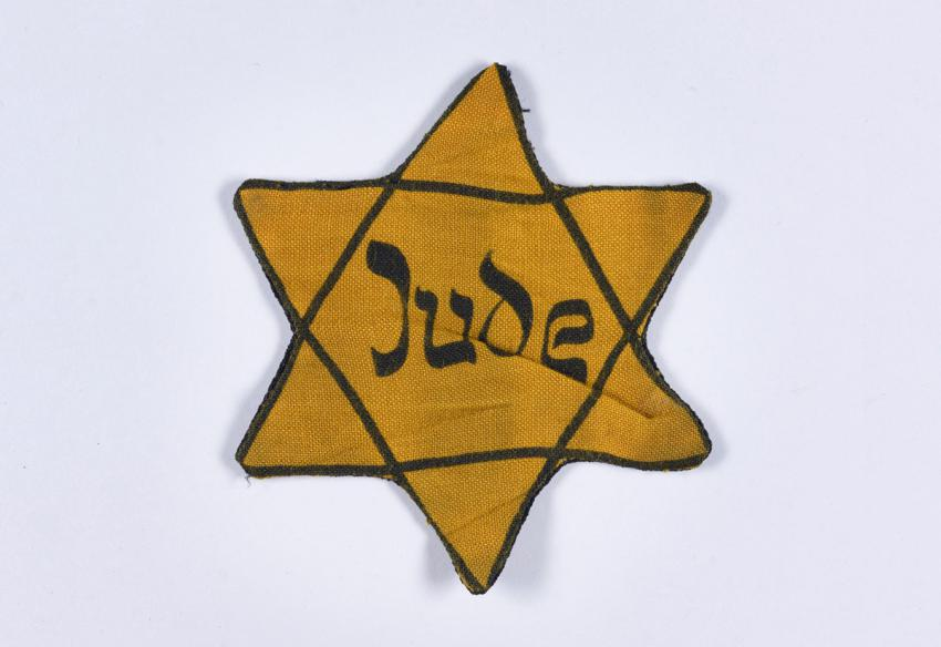 Jewish badge from Germany