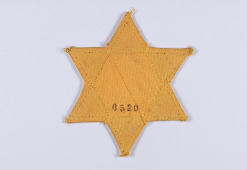 Jewish badge from Greece