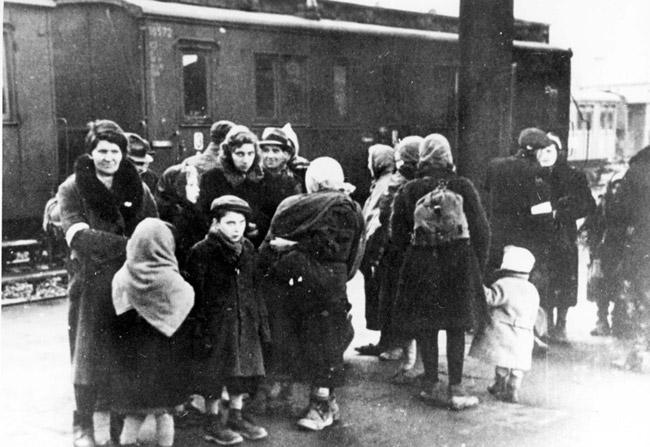 Deportation of Jews from Krakow