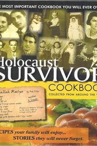 Holocaust Survivor Cookbook- Joanne Caras
