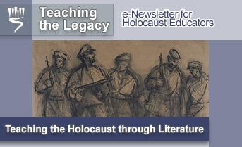 Teaching the Holocaust through Literature - September 2005