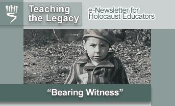 """Bearing Witness"" - April 2007"