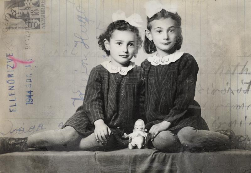 """""""Love Her Like a Mother"""" - Last Letters from the Holocaust: 1944"""