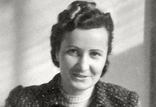 Holocaust Hero: Lena Küchler-Silberman