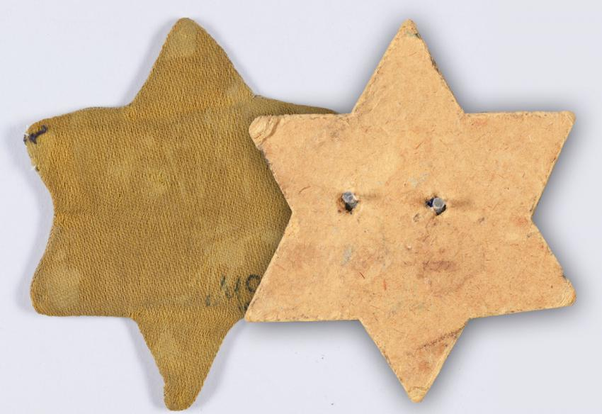 Jewish badges from Lithuania