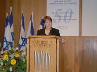 Ms. Limor Livnat MK, Minister of Education