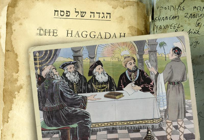 """""""And You Shall Tell Your Children"""" - Marking the Holiday of Passover"""