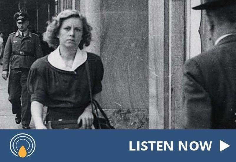 Crossing the Boundary - The Righteous Among the Nations: a Yad Vashem Podcast