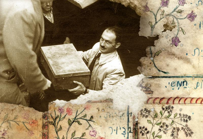 """""""Let The World Read And Know"""" - The Oneg Shabbat Archives"""