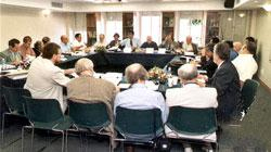 During the meeting of the International Commission at Yad Vashem, September 2004, the report was finalized