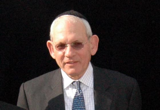 Chairman of the Board of Trustees, World Jewish Congress - Dr. Israel Singer
