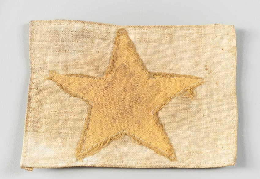 Jewish badge from Tunisia