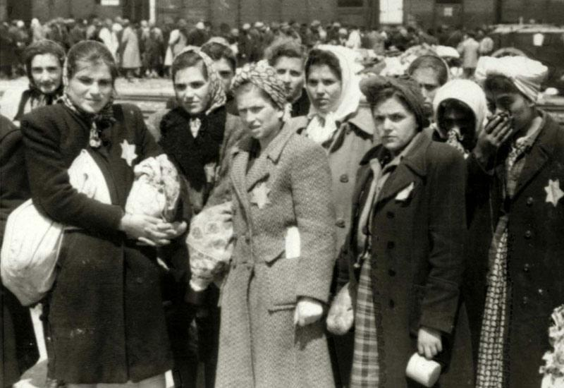 Women in Auschwitz