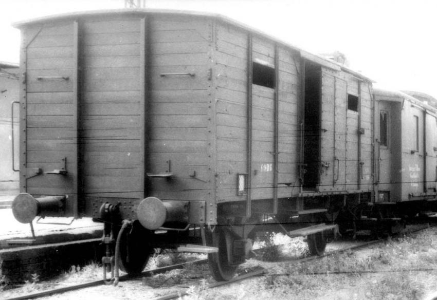 Written in Pencil in the Sealed Freightcar – A Poem by Dan Pagis (1930-1986)