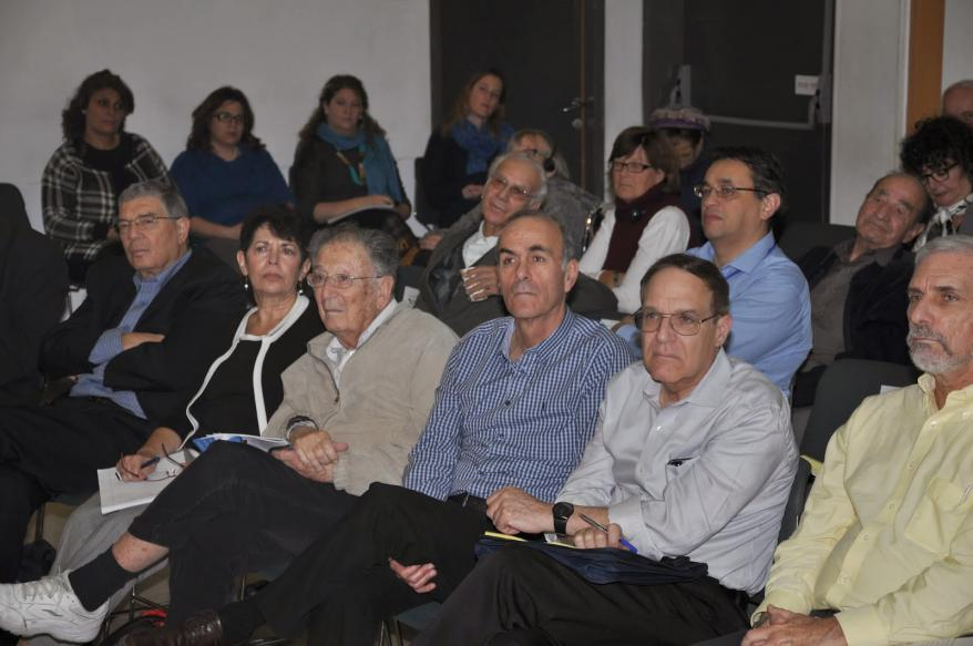 Researchers, historians and leading experts at the International Research Conference at Yad Vashem
