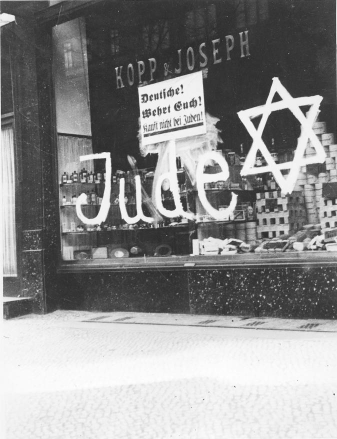 the intense discrimination and persecution of jews in 1930s to 1940s The few remaining jews experience intense, and at times violent, anti-semitism on a daily basis yemenite jews also experienced violent persecution at times in.