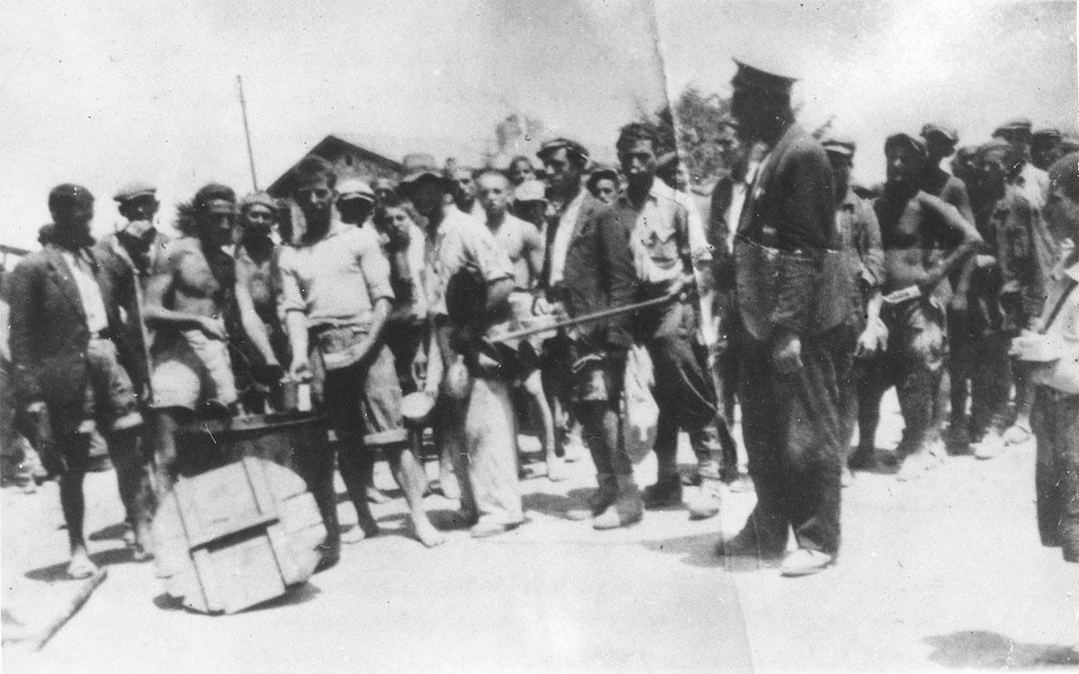 Daily Life in the Camps | www yadvashem org