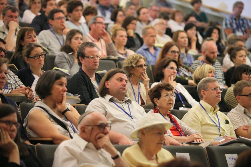 Participants included hundreds of educators from 50 countries