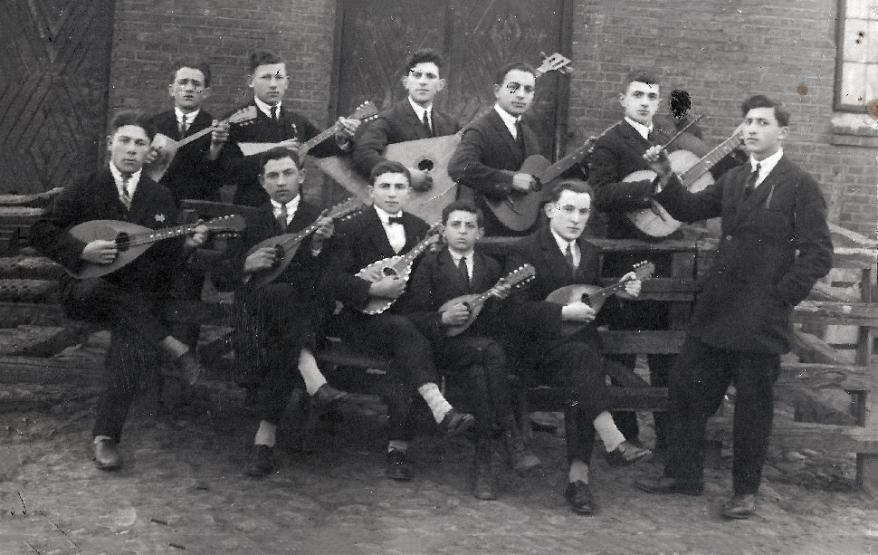 The Mandolin Orchestra of Ger