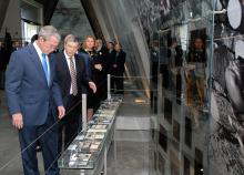 Visit of President George W. Bush to Yad Vashem, January 11, 2008