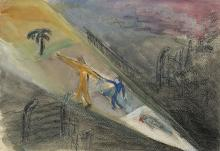 Yehuda Bacon: The Anguish of Liberation as Reflected in Art 1945-1947