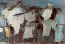 The Pen and the Sword - Jewish Artist and Partisan, Alexander Bogen
