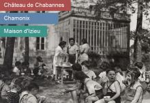 Children's Homes in France During the Holocaust -Château de Chabannes, Chamonix, Maison D'Izieu