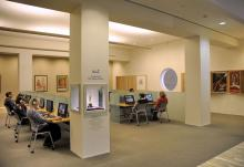Depositing Your Film in the Visual Center Collection