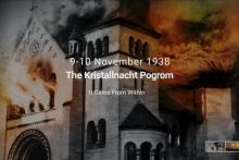 """It Came From Within..."": Exhibition Marking the Events of Kristallnacht"