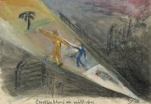 The Anguish of Liberation as Reflected in Art 1945-1947
