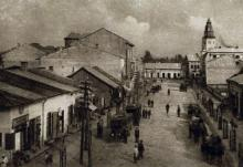 The History of the Nadwórna Jewish Community, Poland