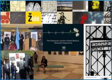 """Keeping The Memory Alive"" - International Holocaust Memorial Poster Design Competition"
