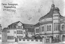 The History of the Jewish Community of Regensburg, Germany