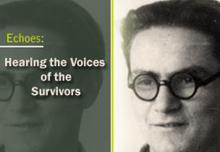Echoes: Hearing the Voices of the Survivors - December 2016