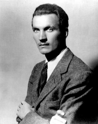 Member of the Polish government-in-exile Jan Karski, who had been smuggled into the Warsaw Ghetto and a concentration camp, who informed world leaders on the treatment of the Jews