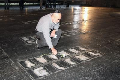 Name-Reading Ceremony in the Hall of Remembrance