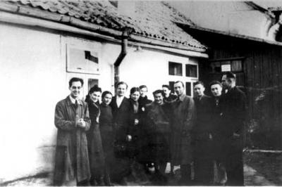 The Staff of Jung works in Zdolbunov