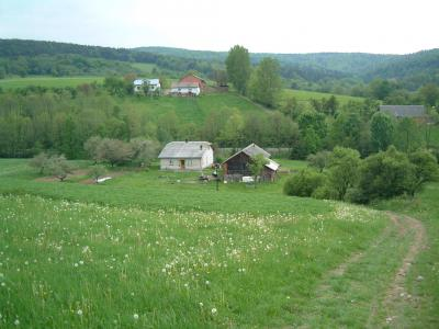 Kotarba farm in Nowy Sacz (Poland)