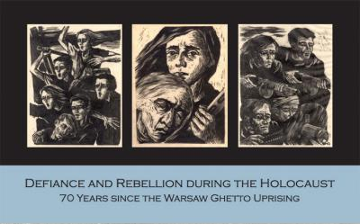 Holocaust Martyrs' and Heroes' Remembrance Day 2013