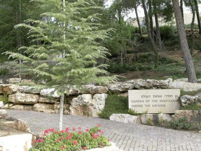 The Garden of the Righteous Among the Nations