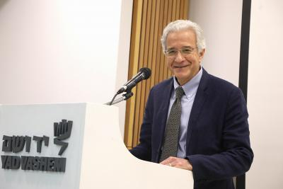 International Book Prize Winner Omer Bartov